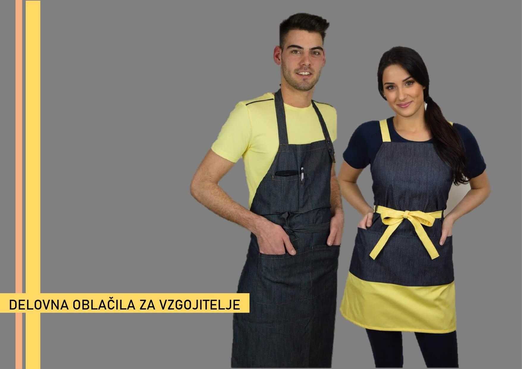 Delovna oblačila za vzgojitelje